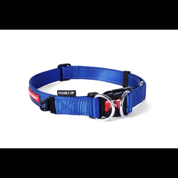 Ezy Dog DoubleUp Collar, Blue