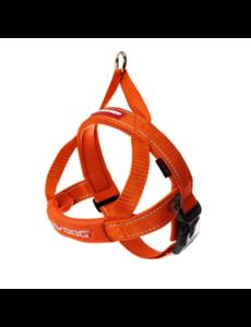 EzyDog Quick Fit Harness Orange, Medium