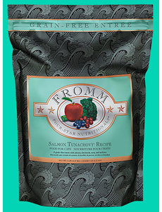 Fromm Four Star Grain Free Dry Cat Food, Salmon Tunachovy