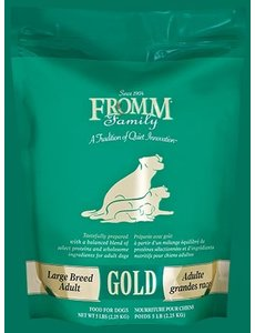 Fromm Gold Grain Inclusive Dry Dog Food, Large Breed Adult 33 lb bag
