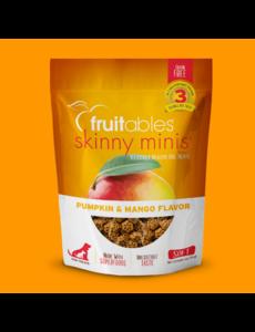 Fruitables Skinny Minis Chewy Pumpkin & Mango Treats, 5 oz bag