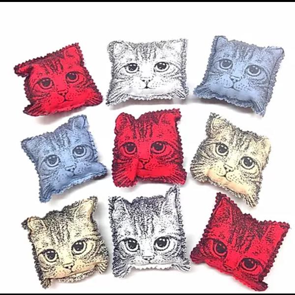 Go Cat Catnip Pillow