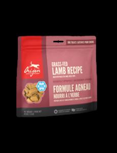 Orijen Grass-Fed Lamb Freeze-Dried Dog Treats 3.25 oz bag