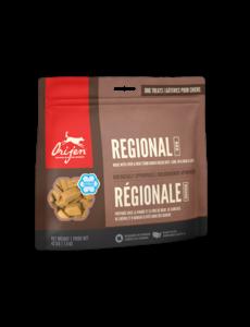 Orijen Regional Red Freeze-Dried Dog Treats, 3.25 oz bag