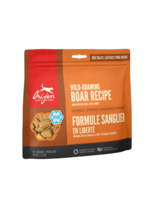 Orijen Wild-Roaming Boar Freeze-Dried Dog Treats 3.5 oz bag