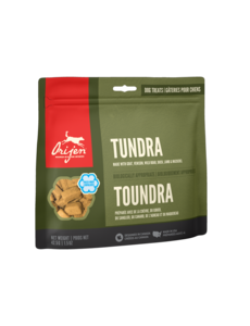 Orijen Tundra Freeze-Dried Dog Treats 3.25 oz bag