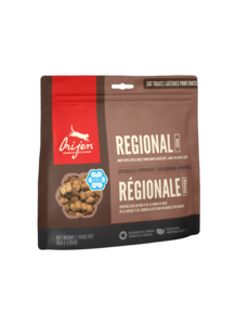 Orijen Regional Red Freeze-Dried Cat Treats, 1.25 oz bag