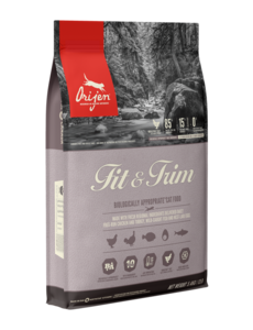 Orijen Fit & Trim Dry Cat Food, 4 lb bag