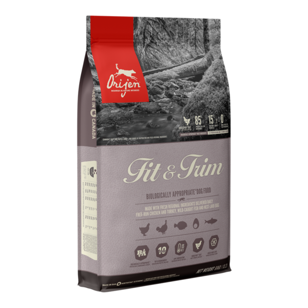 Orijen Fit & Trim Dry Dog Food