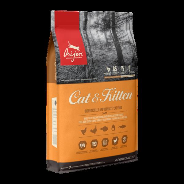 Orijen Cat & Kitten Dry Cat Food