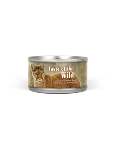 Taste of the Wild Canyon River Canned Cat Food, 5.5 oz can
