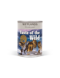 Taste of the Wild Wetlands Canned Dog Food, 13.2 oz can