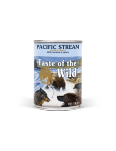 Taste of the Wild Pacific Stream Canned Dog Food, 13.2 oz can