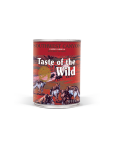 Taste of the Wild Southwest Canyon Canned Dog Food, 13.2 oz can