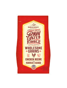 Stella & Chewy Raw Coated Kibble with Grains Dry Dog Food, Cage Free Chicken