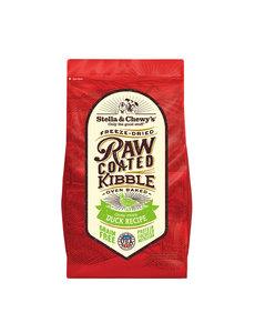 Stella & Chewy Raw-Coated Dry Dog Food, Duck