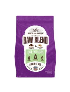 Stella & Chewy Raw Blend Dry Cat Food, Cage Free Recipe