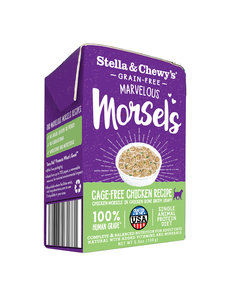 Stella & Chewy Marvelous Morsels Wet Cat Food
