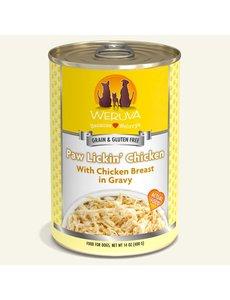 Weruva Weruva Dog Paw Lickin Chicken, 12/14 oz (CASE)