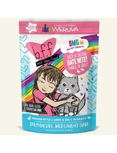 Weruva BFF OMG! Cat Food Pouches