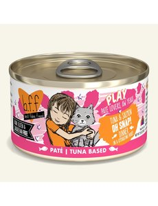 Weruva BFF PLAY Canned Cat Food, Oh Snap!