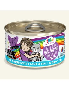 Weruva BFF OMG! Canned Cat Food, Best Day Eva