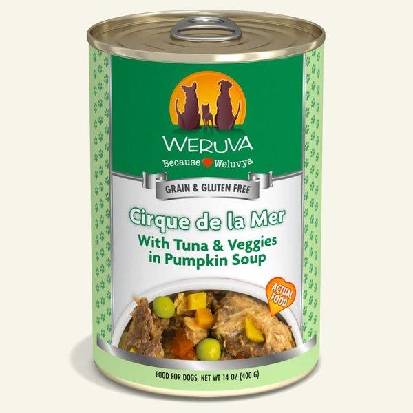 Weruva Classic Canned Dog Food, Cirque de la Mer