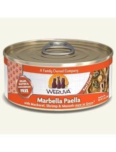 Weruva Classic Canned Cat Food, Marbella Paella, 5.5 oz can