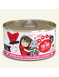 Weruva BFF Canned Cat Food, Too Cool