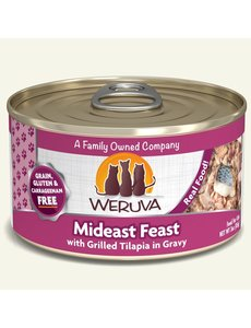 Weruva Classic Canned Cat Food, Mideast Feast