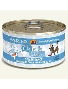 Weruva Cats in the Kitchen Canned Cat Food, Splash Dance