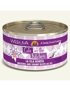 Weruva Cats in the Kitchen Canned Cat Food, La Isla Bonita