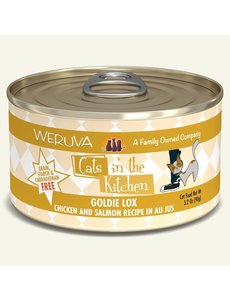 Weruva Cats in the Kitchen Canned Cat Food, Goldie Lox