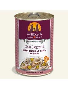 Weruva Classic Canned Dog Food, Hot Dayam!, 14 oz can