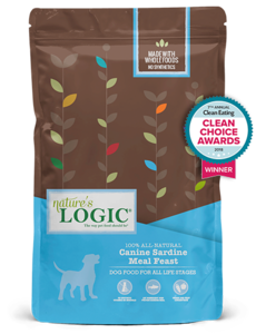Nature's Logic Dry Dog Food, Sardine