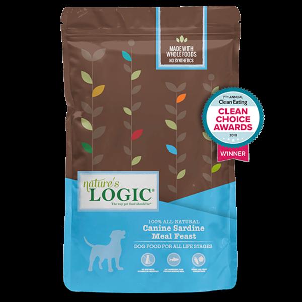 Nature's Logic Dry Dog Food, Sardine