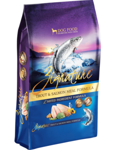 Zignature Dry Dog Food, Trout & Salmon