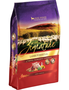 Zignature Dry Dog Food, Lamb