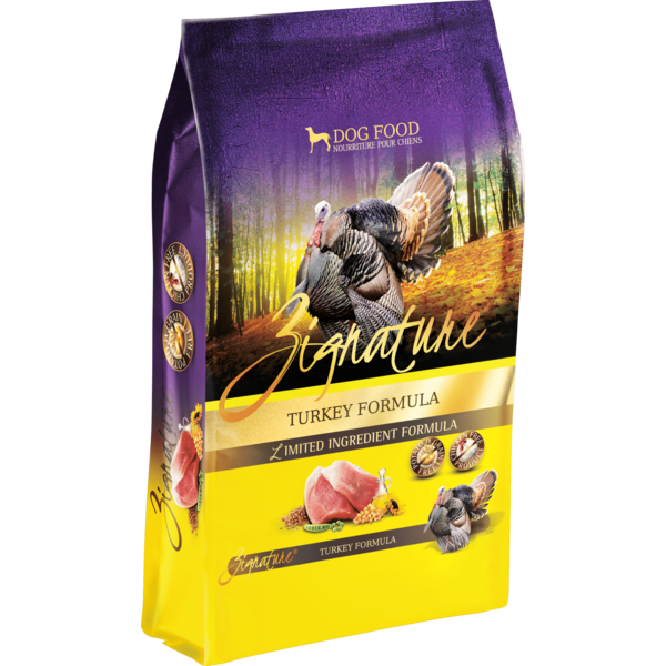 Zignature Dry Dog Food, Turkey