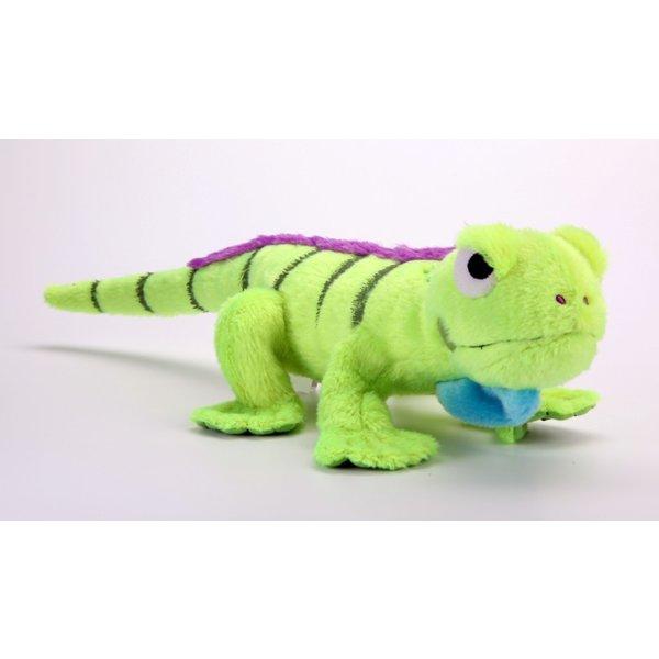 GoDog Amphibianz Iguana Dog Toy