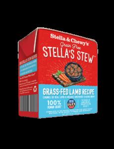 Stella & Chewy Stews Dog Food, Lamb, 12/11 oz box (CASE)