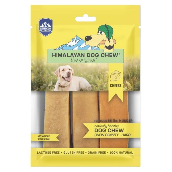 Himalayan Dog Chew Yellow Mixed Pack Dog Chews, 9.9 oz bag