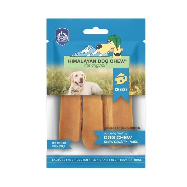 Himalayan Dog Chew Blue Small Pack Dog Chews, 3.5 oz bag