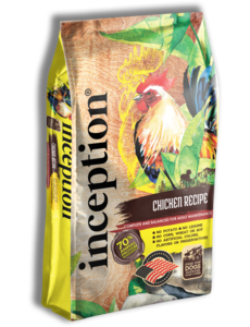 Inception Dry Dog Food, Chicken