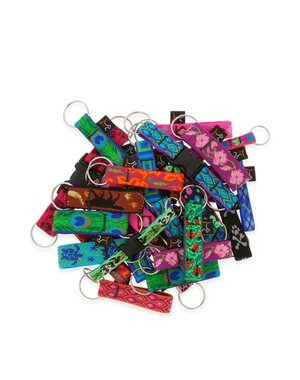 Lupine Assorted Key Chains