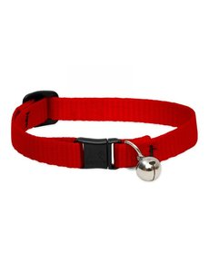 Lupine Basic Solids Cat Collars
