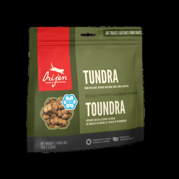 Orijen Tundra Freeze-Dried Cat Treats, 1.25 oz bag
