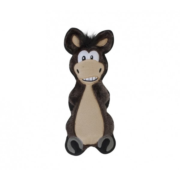Invincible Floppyz Donkey Dog Toy