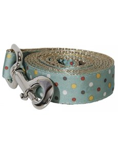 Paw Paws City Slicker Dots Leash