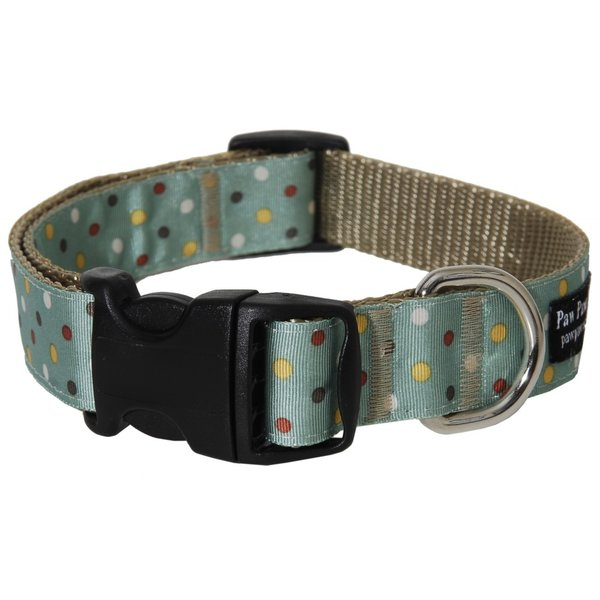 Paw Paws City Slicker Dots Collar